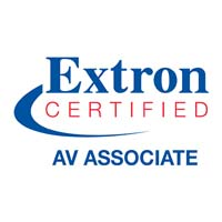 Extron Certified Audio Visual Professional