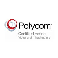 Polycom Certified Partner - Video and Infrastructure