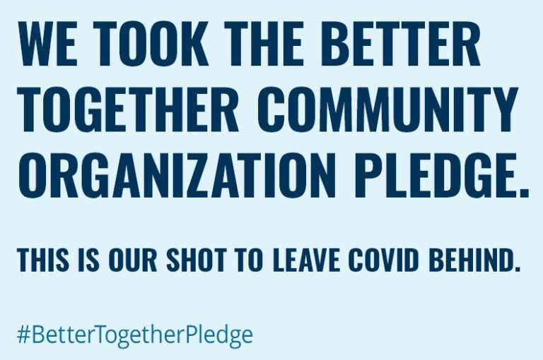 Better Together Pledge