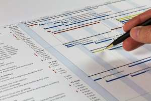 Project Management Gantt